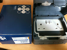 Schneider Outdoor Waterproof Double Twin Socket IP66 Great Value!
