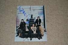 Kings of Leon signed autographe en personne 20x25 cm Caleb Followill