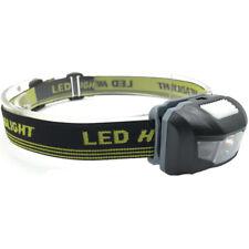 Headlight, Headtorch, White Light & Infrared