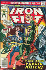 IRON Fist # 10 (John Byrne) (USA, 1976)