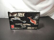 Model Kit Star Trek Space Ship Set