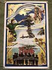 Hook Robin Williams Peter Pan Movie Art Print Poster Mondo Rare Andy Fairhurst