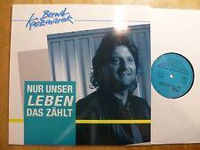 LP, Bernd Kaczmarek, Nur unser Leben das zählt, Neuzustand, Mint !