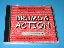 Sol Waters / Drums & Action (Arcadia Loop Academy) - Surround CD