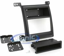 Scosche GM5200B Single/Double DIN Installation Dash Kit for 2005-Up Cadillac STS