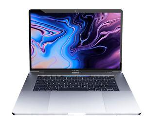 "2018 Apple 15"" MacBook Pro 2.6GHz i7/16GB RAM/512GB Flash/560X 4GB/Silver"