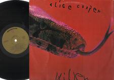 LP ALICE COOPER KILLER MADE IN ITALY 1971 WARNER BROS. K 46121 GLAM HARD ROCK