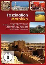 DVD * FASZINATION MAROKKO - Casablanca - Rabat - Meknes  # NEU OVP ~