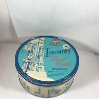 Vintage DUNDEE Baking Company Londonberry Fruit Cake Tin