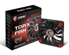 MSI Torx Fan 12cm (120mm) Hydro-Dynamic Bearing PWM Fan