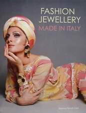 LIVRE/BOOK : BIJOUX DE MODE FAIT EN ITALIE (fashion jewellery made in italy)