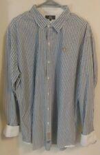 La Martina Men's 3XL Slim Fit Long Sleeve Button Up Shirt Product 1404383 Style
