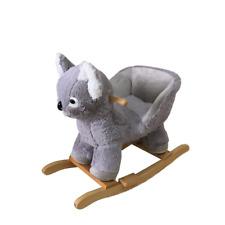 Jiggle & Giggle Baby Rocking Plush Stuffed Koala with Chair