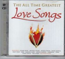 """THE ALL TIME GREATEST LOVE SONGS V""- Valentine's Day- 37 Tracks- BRAND NEW 2CD"