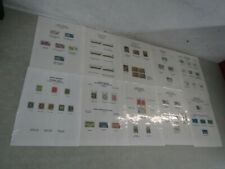 Nystamps British Gb mint stamp Error variety collection with better Rare!
