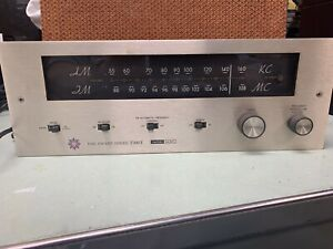 Harman Kardon The Award Series T300X Stereo Tube Tuner, Original HK Tubes, Works