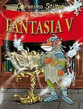 Fantasia V Geronimo Stilton