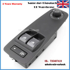 FOR PEUGEOT BOXER CITROEN FIAT DUCATO ELECTRIC POWER WINDOW SWITCH 735487419 NEW