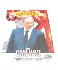 Captain America Civil War Insert Team Iron Man Trading Card Thunderbold IMB6