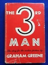 THE 3RD. MAN - FIRST EDITION BY GRAHAM GREENE