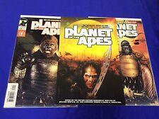 PLANET OF THE APES #1 (DARK HORSE/MOVIE ADAPTATION PRESTIGE/121596) SET LOT OF 3