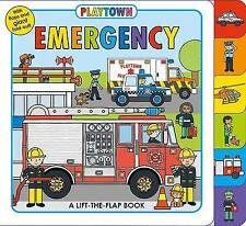 Playtown: Emergency by Roger Priddy (Board book, 2016)