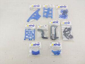 Lot of NINE NIB RPM Parts for Traxxas Slash 2wd - Arms Bumper Carriers Wheelie