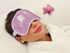 Gel Bead Eye Mask and Body Wrap Bundle in Agua|Maximum Pain Relief | Gift Idea!!