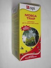 ZAPI mosca trap trappola cattura mosche biologica attira migliaia insetti