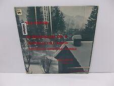 "Bela Bartok ""14 Bagatelles, Op. 6 Romanian Folk Songs & Christmas Carol Vinyl LP"
