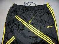 vintage 80s Adidas Trainingshose Jogginghose glanz 80er Jahre oldschool D10 F204