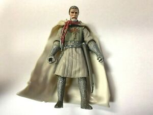 Hasbro Indiana Jones Last Crusade Grail Knight Action Figure w/ Cape Only HOT