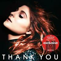 Meghan Trainor THANK YOU (Deluxe CD 2016) TARGET Exclusive +2 Bonus Songs NEW