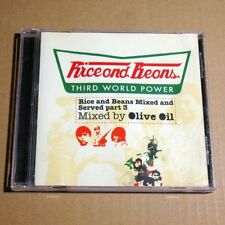 Rice and Beans - Third World Pwoer Mixed and Served Part 3 JAPAN CD Electro #U03