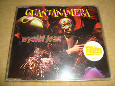 WYCLEF JEAN feat. REFUGEE ALLSTARS - Guantanamera  (Maxi-CD)