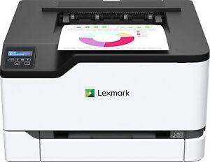 Lexmark C3326dw Duplex Colour Laser Printer (Open box)