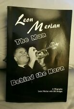 Leon Merian The Man Behind the Horn *Signed*