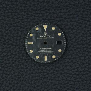 ROLEX SUBMARINER TRITIUM Zifferblatt Dial 16610 16800 168000 Original Vintage