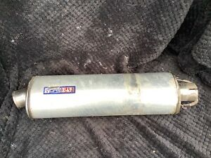 Motorcycle Exhaust Can Silencer Motorbike End Can Yoshimura Exhaust Slip On