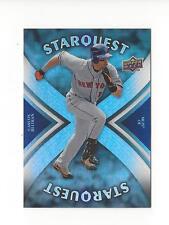 2008 Upper Deck Star Quest Super Rare #36 Carlos Beltran Mets