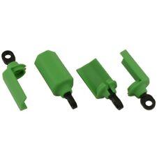 RPM 80404 RPM Shock Shaft Guard Green 1/10 Traxxas Nitro Slash