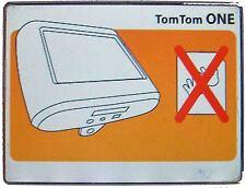 TOMTOM SatNav 'RED X' - No Maps  REPAIR SERVICE