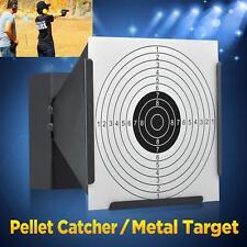 14CM Funnel Shooting Target Holder Air Rifle Pellet Trap Airsoft Pistol Practice