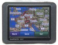 Garmin NUVI 200 GPS Navigation 2020 USA Canada Mexico UK Ireland All Europe Map