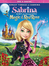 Sabrina: Secrets of a Teenage Witch - Magic of the Red Rose (DVD) NEW/SEALED