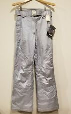 Killy AWT Women's Silver Ski Winter Snow Pants - Size 10