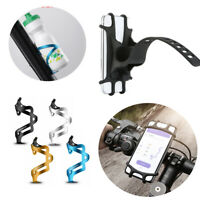 RockBros Bike Water Bottle Cage Holder Bicycle Motor MTB Handlebar Mount Holders