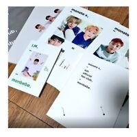 [MONSTA X] 4th Official Fanclub Membership Kit (MONBEBE) EMS& FEDEX
