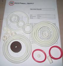 1974 Gottlieb Big Indian Pinball Rubber Ring Kit