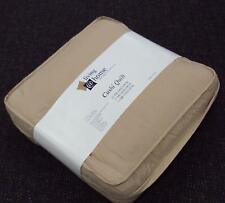 """MICROFIBRE """"CUSHI QUILT"""" -BEIGE    A CUSHION & QUILT IN ONE SINGLE SIZE"""